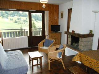 CHANTENEIGE 1 2 rooms + sleeping corner 6 persons, Le Grand-Bornand