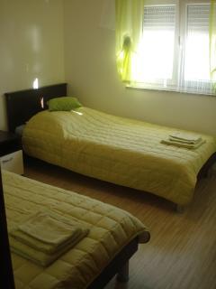 A Veliki (4+1): bedroom