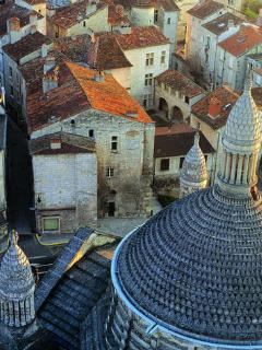 Perigueux, a world heritage site