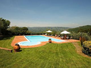 Villa dell Angelo, Sleeps 8, Montecatini Terme