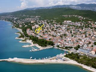 "Rental house ""Little villa"" Crikvenica, Croatia"