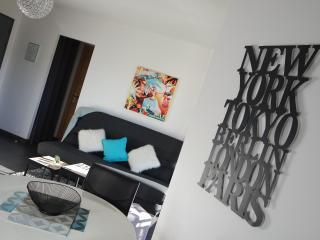 TERRASSE VUE MER, appartement chic & design....