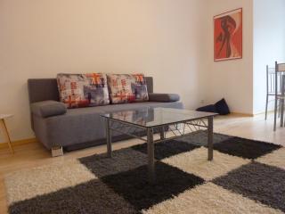 2-Zimmer-Wohnung, zentral und ruhig gelegen, Núremberg