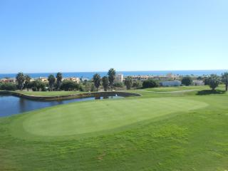 New Luxury Golf Apartment with panoramic sea view, Casares