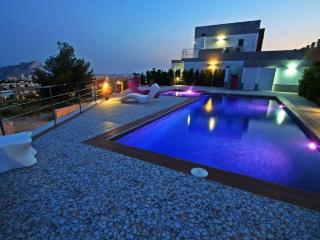 Luxury -Best View bungalow for 6 persons- Calp- Sp