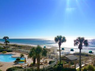 Sterling Sands 214-3BR-GulfFront-2Balconies*10%OFF April1-May26*Destin