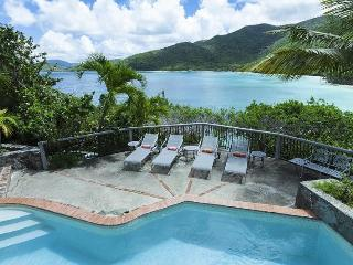 Ocean views from every room, St. John