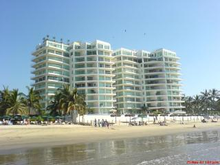 Beautiful beachfront, 1 bedrooms  Tower Kite terra, Nuevo Vallarta