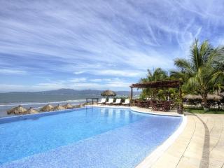 Beautiful beachfront, 1 bedrooms  Tower Kite terra