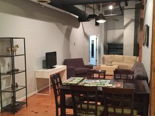 West Midtown 110 Year Old Loft, Atlanta