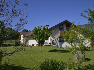 Appartement 4 pers. + jardin, calme vue montagnes, Saint-Jorioz