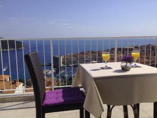 Ploce Apartments - Studio with Balcony and Sea View - Lukše Beritića 19, Dubrovnik
