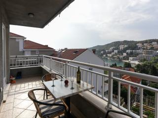 K-apartments - One Bedroom Apartment with Balcony and Sea View - A1, Dubrovnik