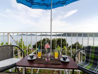 Apartment Giovani - Two Bedroom Apartment with Balcony and Sea View, Slano