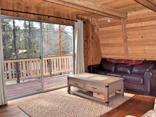Owl's Perch: Near Bear Mtn! BBQ! Gas Fireplace!, Big Bear Lake
