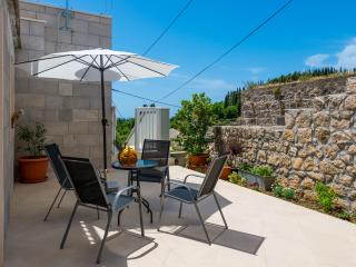 Villa Kabalero - Studio with Patio and Pool View 1, Gruda