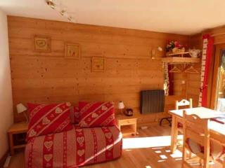 ECRINS Studio + sleeping corner 4 persons, Le Grand-Bornand