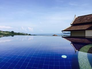 Patong Best Sea View Luxury Villa Common Pool