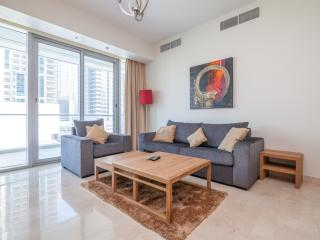 2BR|SEA & POOL VIEW |DUBAI MARINA|64199, Dubái