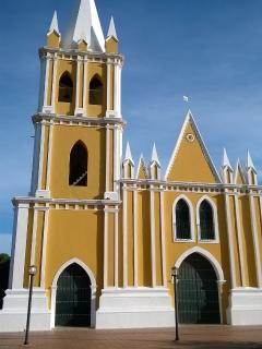 Iglesia de San Francisco. Colonial District. Walking Distance from the house.