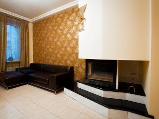 Stylish apartment on Kirochnaya, 22 with fireplace