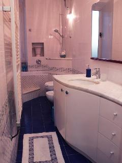 bagno grande con vasca