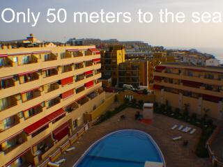 ☼-Apartment 50m zum Meer! JDM06 :-), Puerto de Santiago