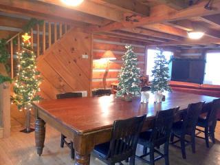 Christmas at the Mountain Lodge