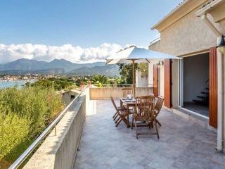 Villa nel golfo di Saint Florent