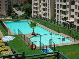 Excelent apartment in summer Residencial area, Valparaiso