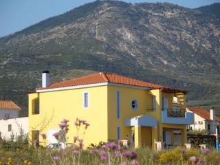 Mt. Aenos, Villa Marbirini's stunning backdrop