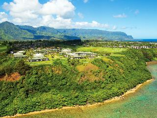2 Bedroom Villa Westin Princeville Ocean Resort