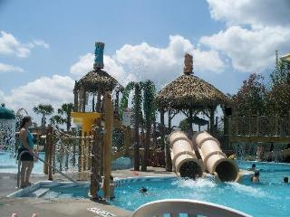 LIKI TIKI VILLAGE RESORT 1 BD CONDO~ WATERPARK ONSITE ~JETTED TUB WASHER/DRYER