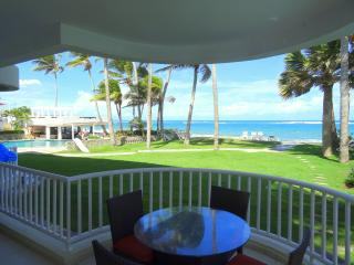 Awesome sea-view 2bed directly on Kite Beach, Cabarete