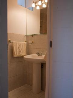 Second bathroom (shower)