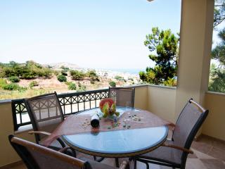 Amalia's apartment,  bedrooms, amazing sea views!, Panormos