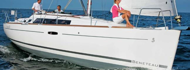 Luxury yacht rental Lefkada