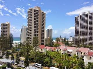Q1, resort, 2 bedroom, Ocean view, Free Wifi., Surfers Paradise