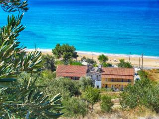 Vistonia Appartement 1 On the Beach, Agios Georgios