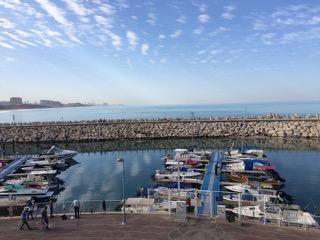 Breathtaking sea views 2 B/D marina herzelya, Herzlia
