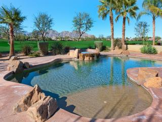 Five Star Property with Stunning Mt. View, Salt W Pool/Casita 3 BD/4BA, La Quinta