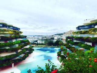5th floor 2 bd apartment Las Boas Marina Botafoch, Ibiza