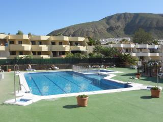 Las Plataneras, Los Cristianos, South Tenerife.