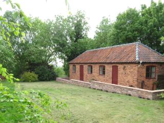 Hilltop Cottage, a beautiful secluded spot with stunning views over the valley