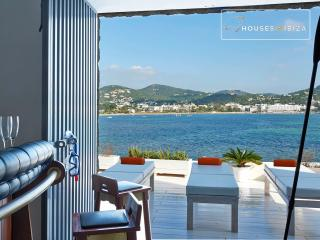 Seafront house great views great location 4 bdr, Ibiza Stadt