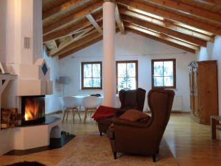 Great House in the Tyrolean Alps / fireplace/ WIFI, Kaunertal