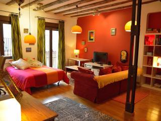 Apartamento atico Zaragoza Casco Antiguo, Saragozza