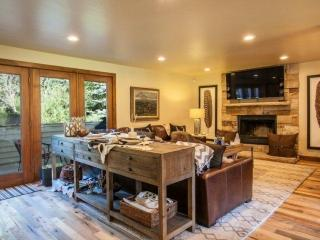 RECENTLY REMODELED! Modern elegance and easy bus access to Vail mountain.