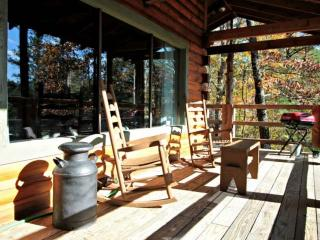 Come experience the quiet side of the Smokies - Next to Heaven Trail Rides & Zip