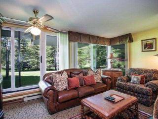 1st Floor Simba Run Condo, Located on Bus Route, Large Indoor Pool and Hot tub!, Vail